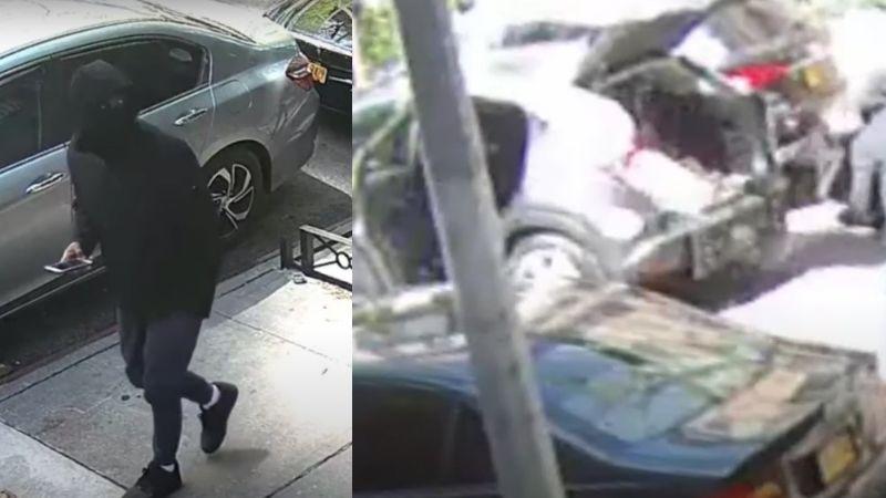 FUERTE VIDEO: Captan el brutal asesinato de joven de 20 años; lo acribillaron a plena luz del día