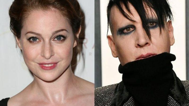 Marilyn Manson responde a las acusaciones de abuso sexual de la actriz Esmé Bianco