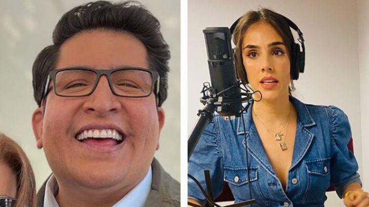 """Sin piedad, Kaffie destroza a Sandra Echeverría por cantar en Televisa: """"Fue lo menos divino"""""""
