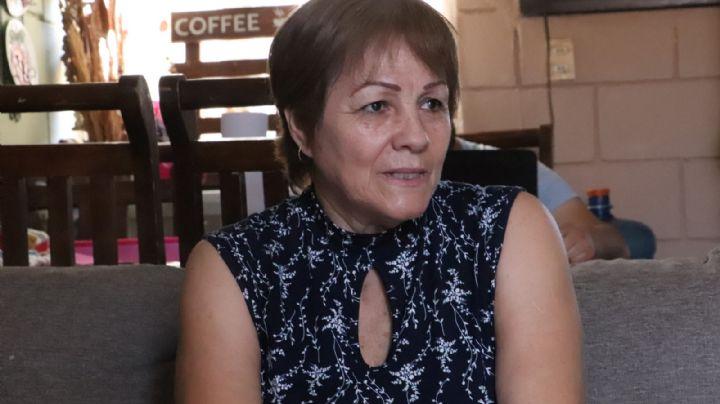 A Elena el Covid-19 le quitó a su esposo, pero el amor de mamá que siente por sus nietos le ayuda como consuelo
