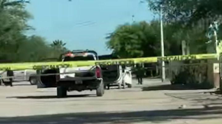 FUERTE VIDEO: Caen 5 sicarios y liberan a 'levantado' en Sonora; estaba amarrado y golpeado