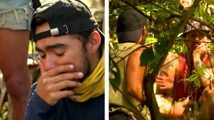 Perdió el control: Integrante de 'Survivor' estalla en TV Azteca y ataca a compañeros de su tribu