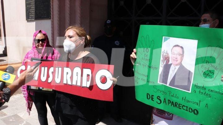 Fuerza por México y Redes Sociales Progresistas lucran con el dolor de las Rastreadoras de Cajeme