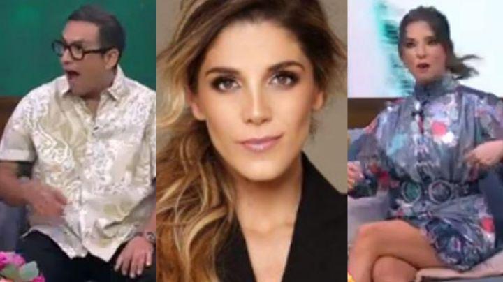 Laura G ataca a su amiga Natalia Alcocer por primera vez por su pésima actitud en 'Survivor México'