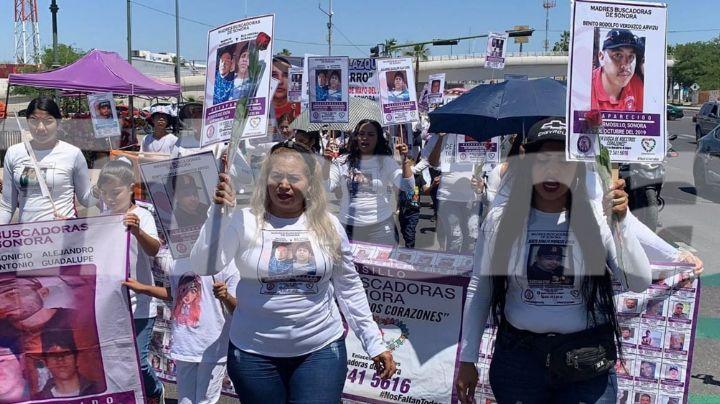 Madres Buscadoras alzan la voz por sus familiares desaparecidos en Hermosillo