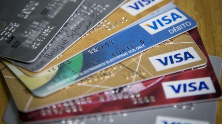 Se registra una reducción de morosidad a causa de las tarjetas de crédito en México