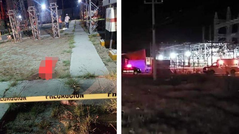 Guaymas sufre mega apagón de luz: Ladrón entra a robar a subestación de CFE y muere electrocutado