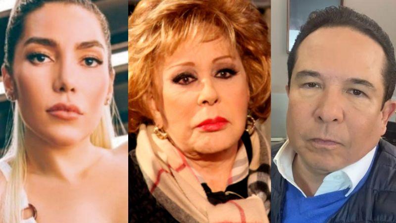 ¿Indignado? En 'Sale el Sol', Gustavo Adolfo Infante reacciona a 'traición' de Silvia Pinal a Frida