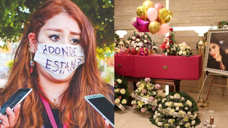 """""""Nosotras no vamos a festejar"""": Nora Lira, la rastreadora que encontró a su hija Fernanda en una fosa clandestina"""