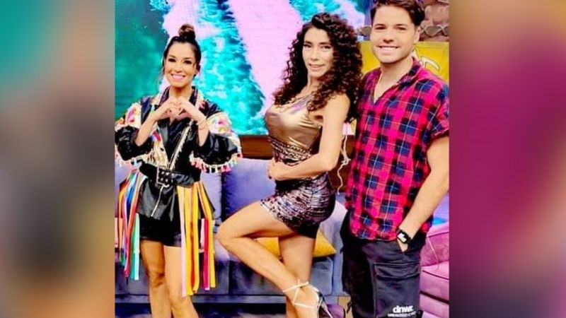 """""""Ridícula y vulgar"""": Bella de la Vega reaparece en TV Azteca y todo 'VLA' la destroza en Instagram"""