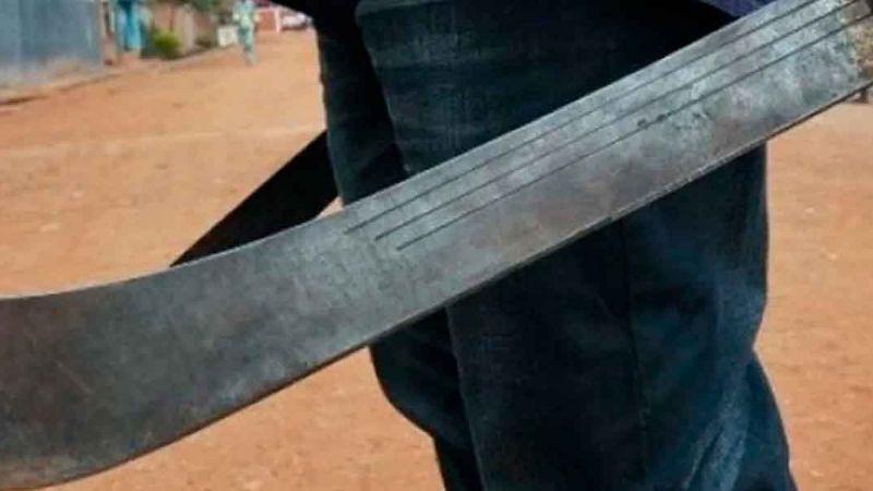 Hermosillo: Mujer resulta gravemente lesionada al recibir 'machetazo' en la pierna