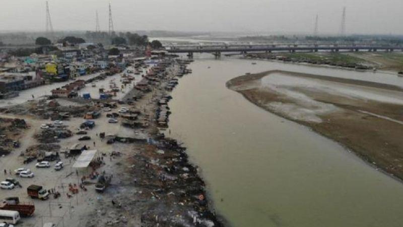 FUERTES IMÁGENES: ¡Macabro! Abandonan 150 cadáveres a orillas de un famoso río