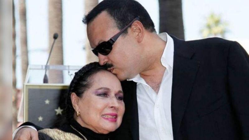Tras pelea con su hija, Pepe Aguilar se muestra desconsolado en redes por esta gran razón