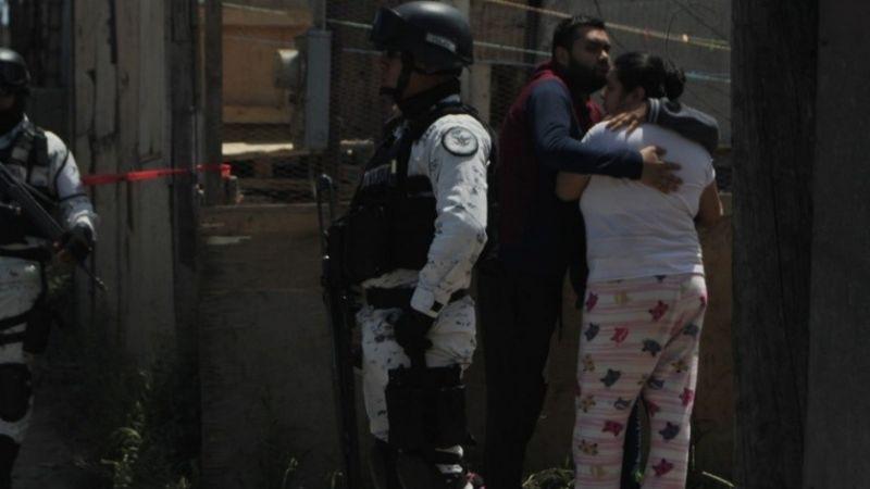 Triste 10 de mayo: Sujeto es asesinado a balazos; su madre reconoció el cuerpo