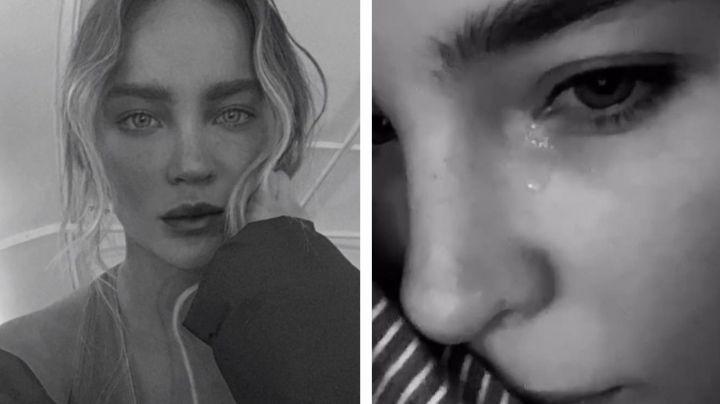 ¿Adiós amor? Tras separarse de Nodal, Belinda rompe en llanto en Instagram por fuerte razón