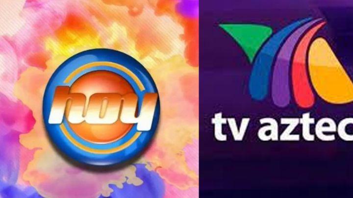 """""""Qué vergüenza"""": Tras dejar TV Azteca por 'Hoy', conductora de Televisa destroza a exacadémico"""