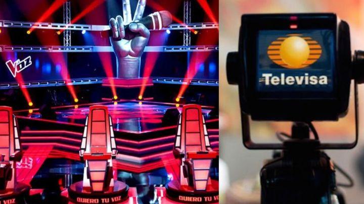 Confirmado: TV Azteca se roba a polémica estrella de Televisa y lo contrata como coach de 'La Voz'