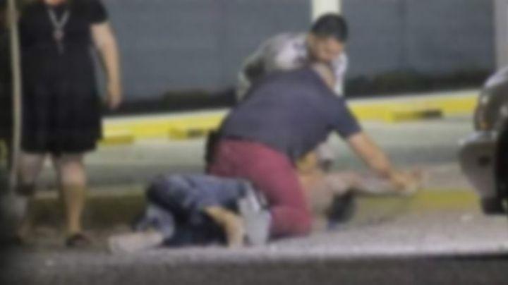 Hermosillo: Vecinos del Palo Verde golpean y amarran a hombre; intentó incendiar una casa