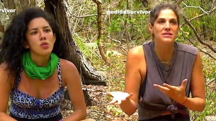 """Por """"traicionera"""", mamá de Brissia amenaza en TV Azteca a Natalia Alcocer de 'Survivor': """"Cule..."""""""