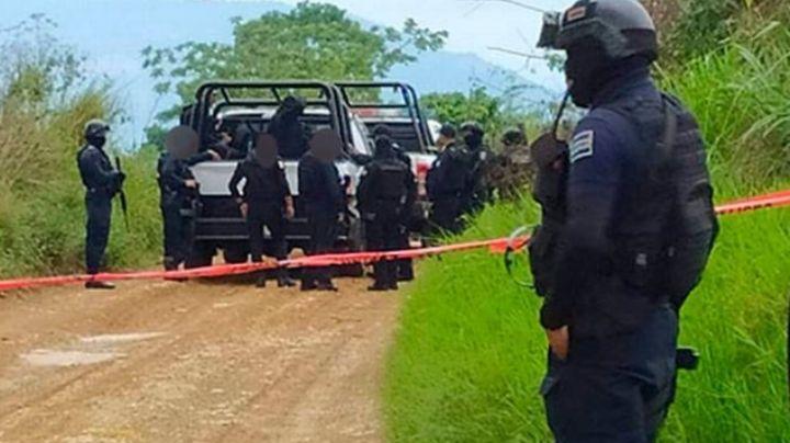 Anónimo reporta fosa clandestina; las autoridades investigan y recuperan tres cuerpos