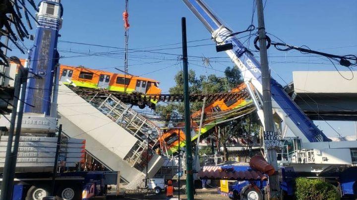 Peritaje: Errores en construcción fueron las causas del derrumbe de Línea 12 del Metro