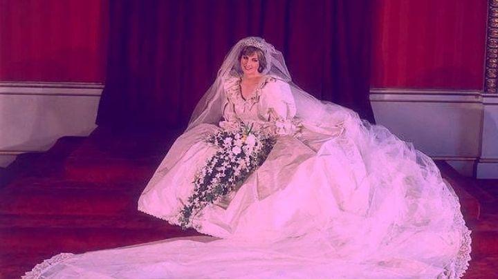 A 40 años de su boda, vestido de Lady Diana será exhibido para admirar los detalles