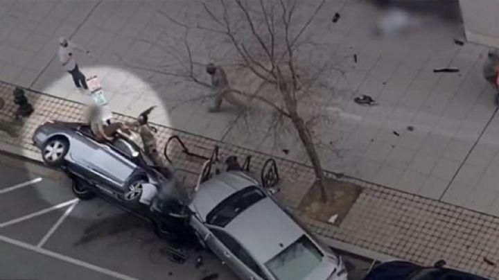 Adolescente acusada de causar la muerte de un conductor de Uber Eats se declara culpable