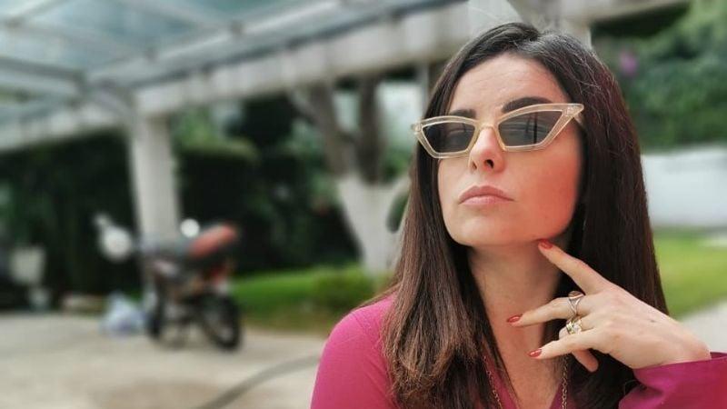 Fotos de Violeta Isfel sin ropa desatan fuertes críticas; ella explota y se defiende