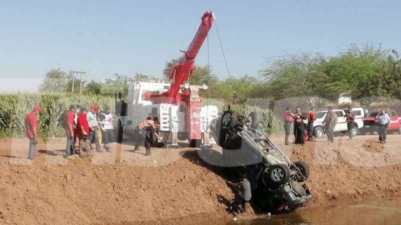 Incrementan accidentes en canales de riego en Cajeme; en lo que va del año han muerto 11 personas
