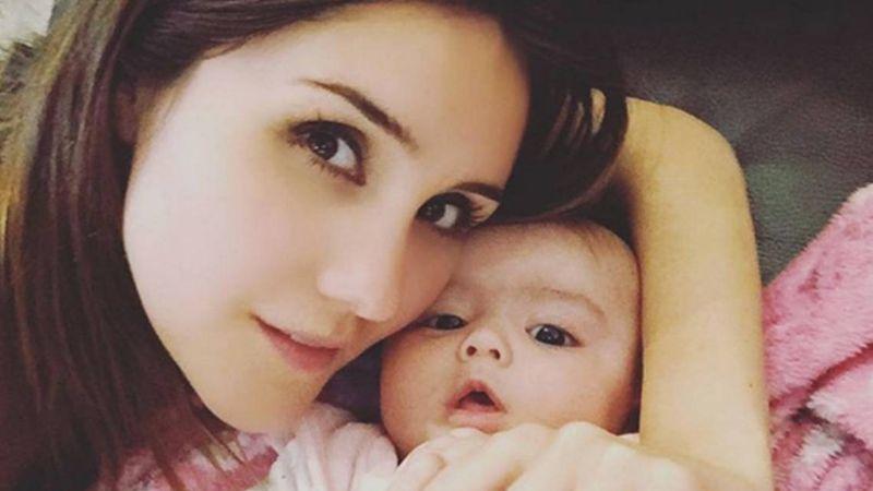 ¿Cansada de ser mamá? Así celebra Dulce María su primer 10 de mayo con María Paula