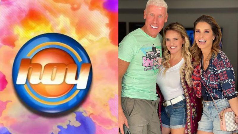 ¿Más despidos en Televisa? Andrea Rodríguez revela que habrá cambios en 'Hoy'