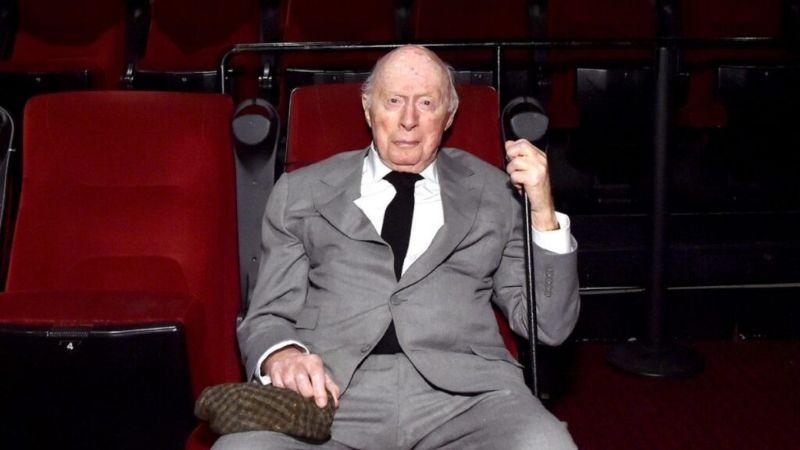 Luto en el cine: Muere trágicamente famoso actor de Hollywood, a sus 106 años
