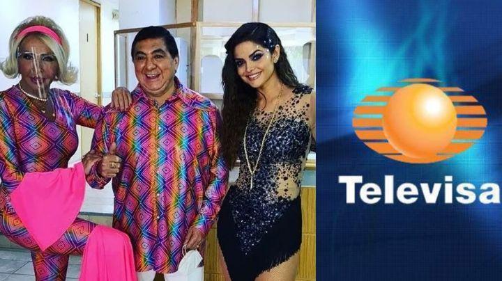 """Destapan que Televisa no le paga ni un centavo a esta integrante de 'Hoy': """"Está vomitando verde"""""""
