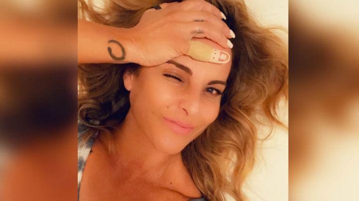 """Tras fuerte caída y meses de recuperación, Kate del Castillo es dada de alta: """"Me dolió"""""""