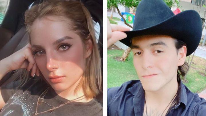 Esposa de Julián Figueroa estalla en TV Azteca y dice que la familia del cantante los quiere separar