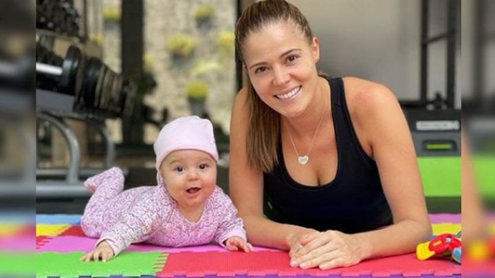 Thuany Martins y la hija de Adrián Uribe deleitan pupilas en Instagram con esta FOTO