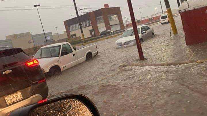FOTOS: ¡La furia de Tláloc! Tormenta en Texcoco deja el equivalente a 108 mil pipas de agua