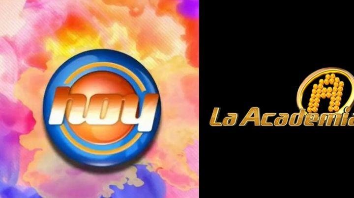 Tras 20 años en TV Azteca: Exintegrante de 'La Academia' llega a Televisa y se une a 'Hoy'
