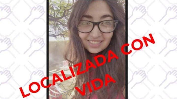 Tras horas de angustia, localizan con vida a Mayra Guadalupe, joven desaparecida en Hermosillo