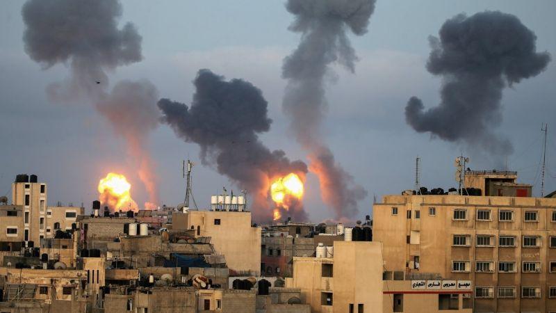 (VIDEO) Infierno en Israel: Son casi 200 muertes por enfrentamiento armado con bombas en Gaza