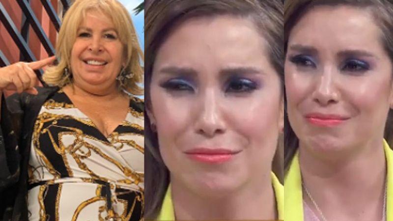 VIDEO: ¡De susto! Espíritu de Magda Rodríguez visita foro de Televisa y deja mensaje a Escalona