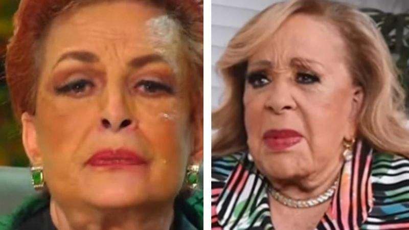 """Talina Fernández manda recado a Silvia Pinal por caso Frida Sofía: """"Debes de aprender a comer mie..."""""""