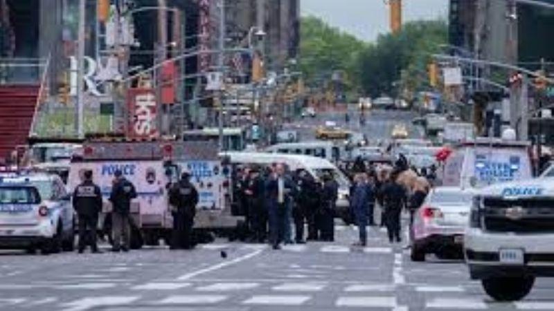 """""""¡No quiero morir, tengo una hija!"""": Wendy relata la pesadilla que vivió en Times Square"""