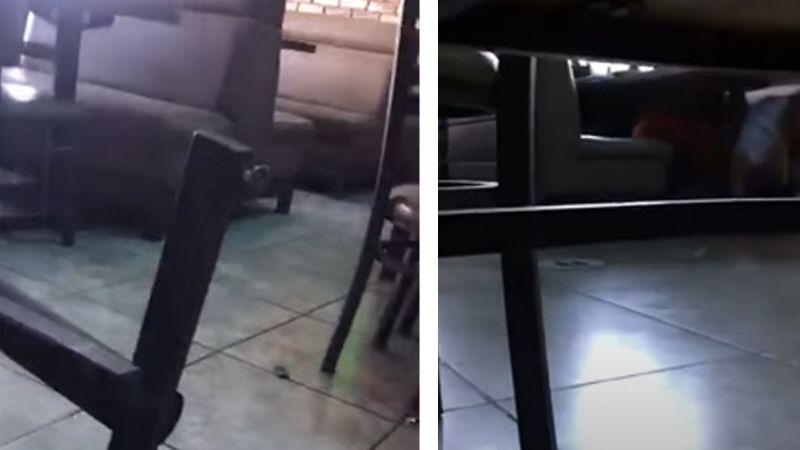 """""""¡Están balaceando!"""": Captan en video el angustiante momento de un ataque armado en Sonora"""
