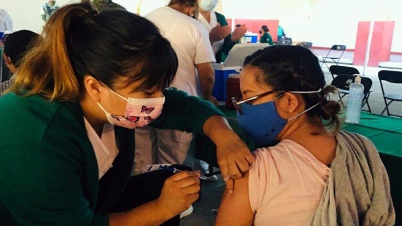 Vacuna contra Covid-19 para jóvenes se pospone en Guaymas; estas son las razones