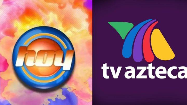"""Desesperado tras 'veto' de Televisa, exconductor de 'Hoy' """"ruega"""" a TV Azteca por oportunidad"""