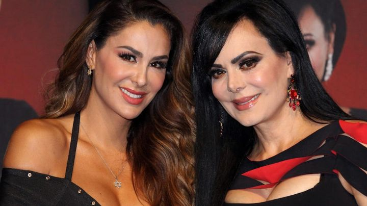 En 'Hoy', Maribel Guardia revela si le reclamó a Ninel Conde el 'romance' de Julián y Sofía