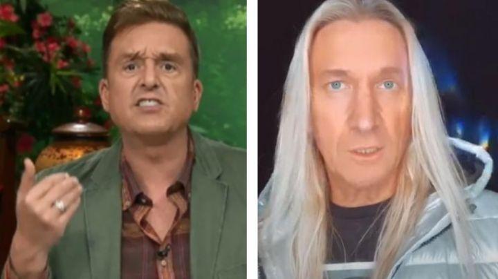"""""""Bruja mal cogi..."""": Así insultó Bisogno a Ceriani en TV Azteca y recibió sanción de Salinas Pliego"""