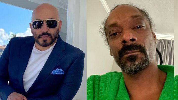 Insólito: Lupillo Rivera incursiona ¡en el rap! El cantante estrenará tema con Snoop Dogg