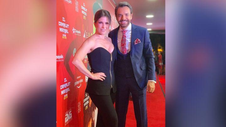 En 'Sale el Sol' anuncian 'separación' de Eugenio Derbez y Alessandra Rosaldo